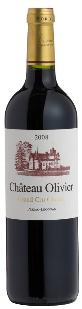 Chateau Olivier  2012 Grand Cru Classe Pessac-Leognan