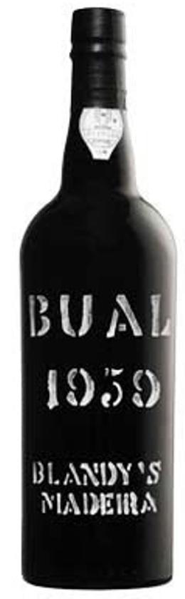 Blandy's Bual Vintage Madeira 1959