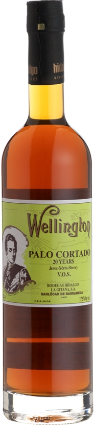 Wellington Palo Cortado VOS, Sherry
