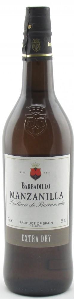 Barbadillo Manzanilla Extra Dry, Sherry