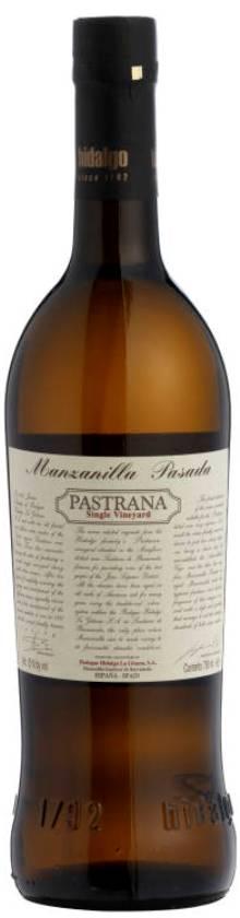 Hidalgo Pastrana Manzanilla Pasada, Sherry