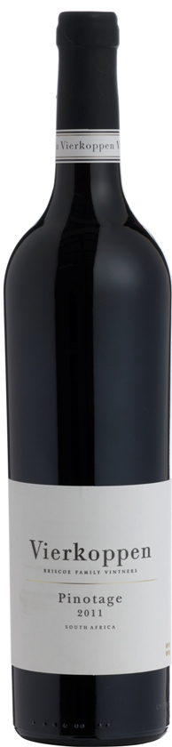 Vierkoppen Pinotage 2013 Out Of Stock