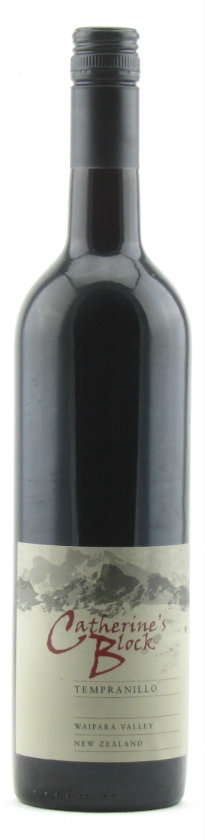Catherine's Block Tempranillo 2013, Mount Brown