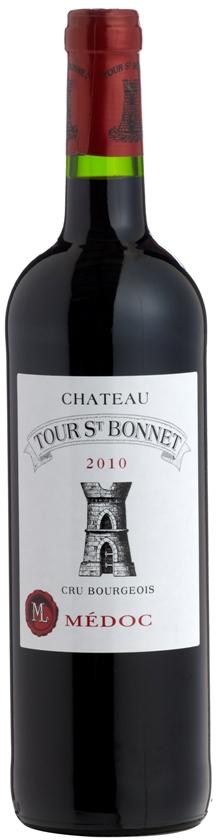 Chateau Tour St Bonnet 2014 Cru Bourgeois Haut-Medoc