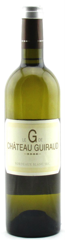 G de Guiraud Blanc Sec 2015, Bordeaux Out Of Stock
