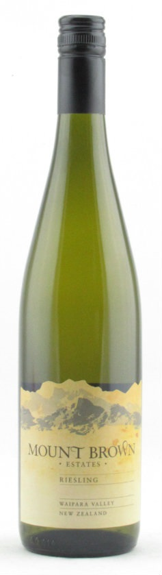 Mount Brown Riesling 2013