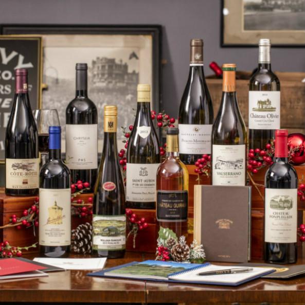Master of Wine Luxury Selection, Case of 12 bottles
