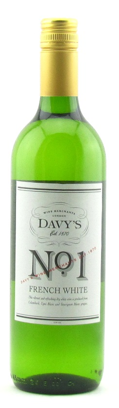 Davy's French White No 1