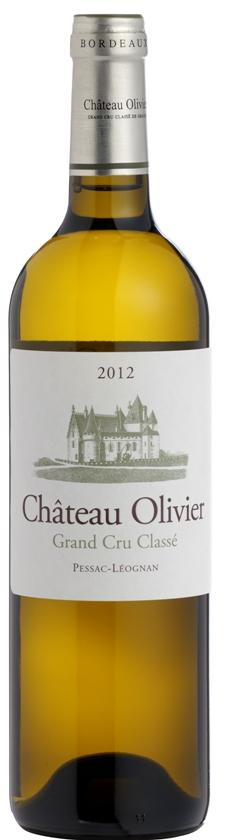 Chateau Olivier Blanc 2014 Grand Cru Classe Pessac-Leognan
