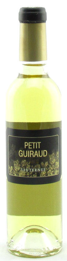BIN END Petit Guiraud 2012 Sauternes – Half Bottle