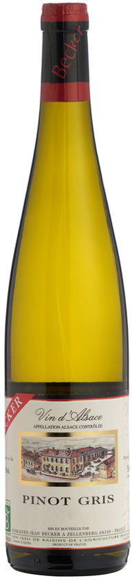 Le Pinot Gris 2015, Jean Becker