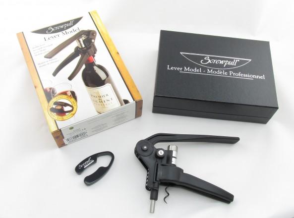 Screwpull Lever Model Corkscrew