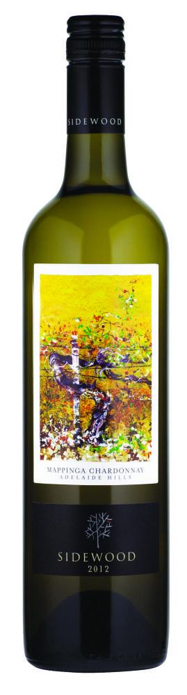 Sidewood Mappinga Chardonnay 2012