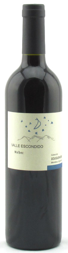 Escondido Malbec 2016 Gouguenheim Winery