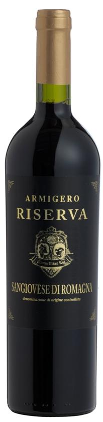 Sangiovese di Romagna Riserva DOC Armigero 2014