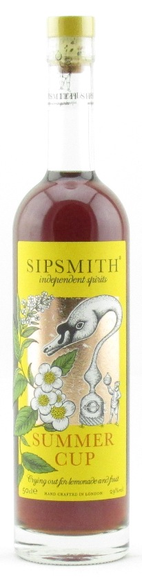 Sipsmith Summer Cup