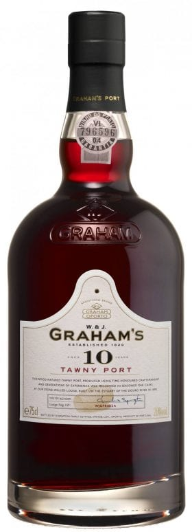 Graham's 10 years old Tawny Port – 450cl