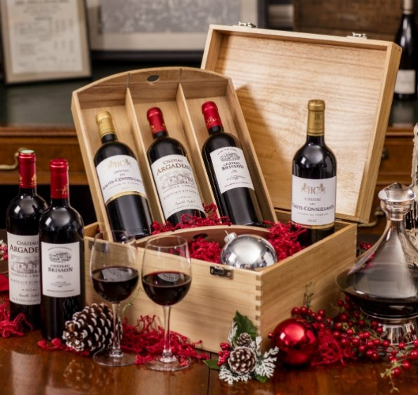 The Christmas Claret Case