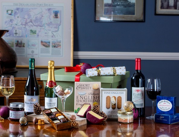 The El Vino Hamper Gift Box