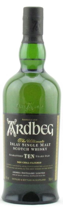 Ardbeg Islay 10 Year Old Whisky