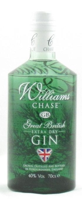 Chase Williams Great Britain Gin SOLD OUT