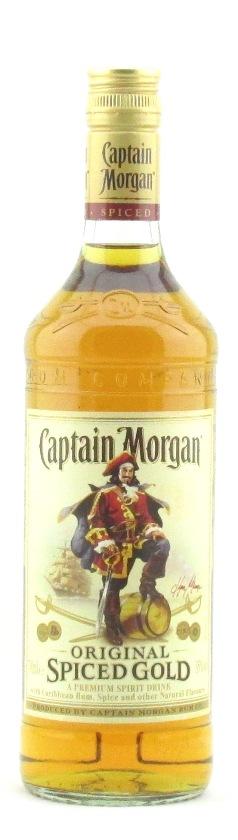 Morgan Original Spiced Rum