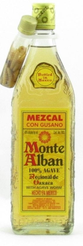 Monte Alban Mezcal Sold Out
