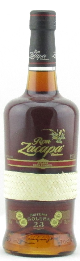 Zacapa 23 Year Old Solera Rum