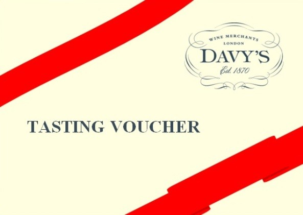 Davy's Wine Tasting Voucher