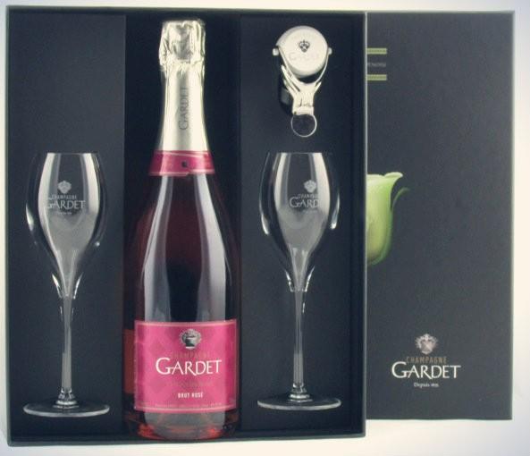 Gardet Brut Rose Gift Set