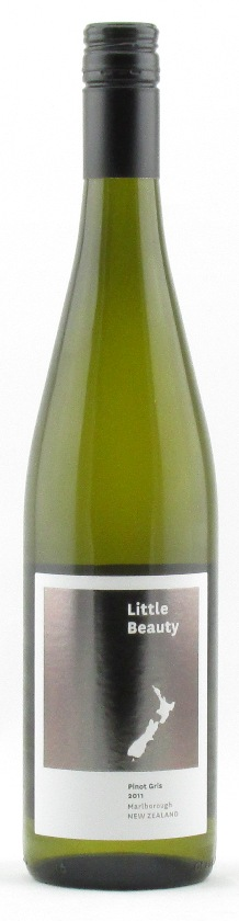 Little Beauty Pinot Gris 2014