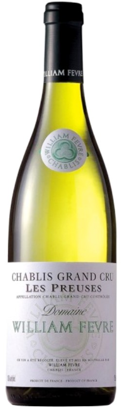Chablis Grand Cru Bougros 2009 William Fevre