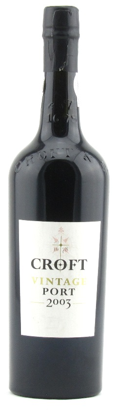 Croft's Vintage Port 2003