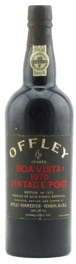 Offley Boa Vista Vintage Port 1970
