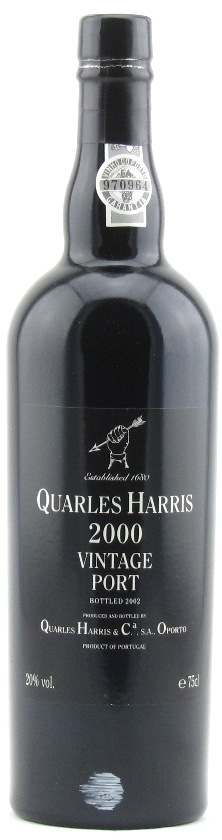 Quarles Harris Vintage Port 2000