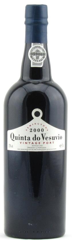 Quinta de Vesuvio Vintage Port 2000