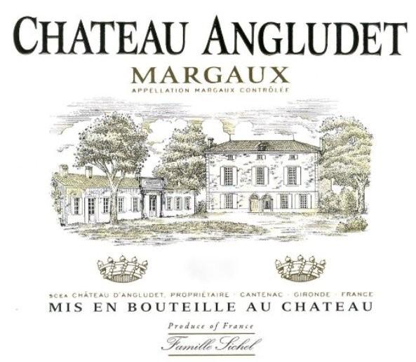 En Primeur Chateau Angludet 2017, Case of 12x75cl IB