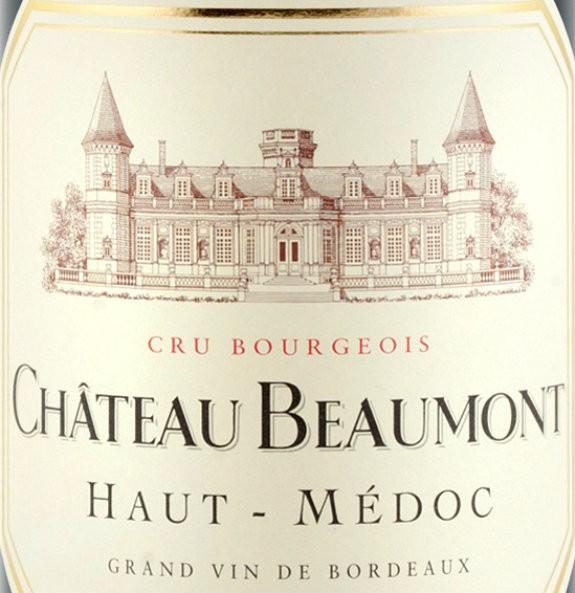 En Primeur Chateau Beaumont 2017, Case of 12x75cl IB
