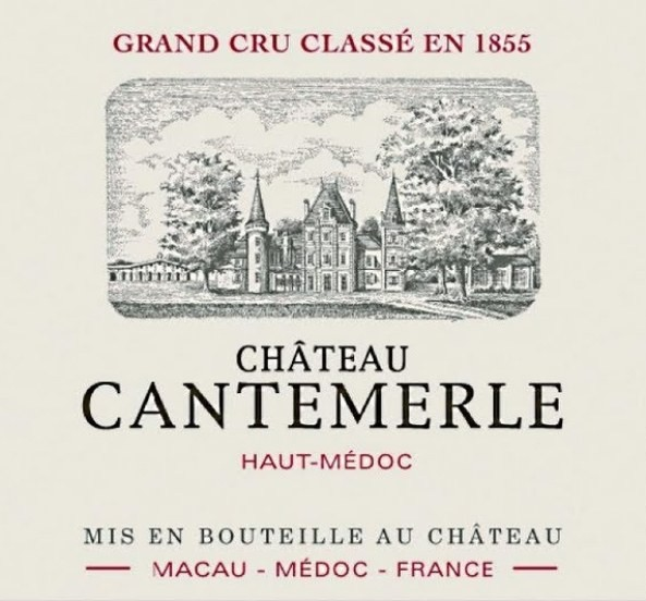 EN PRIMEUR Chateau Cantemerle 2016, Case of 12x75cl IB
