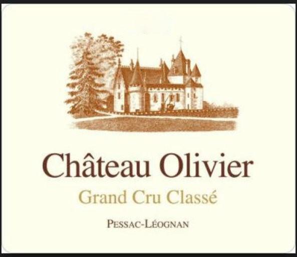EN PRIMEUR Chateau Olivier 2017, Case of 12x75cl IB