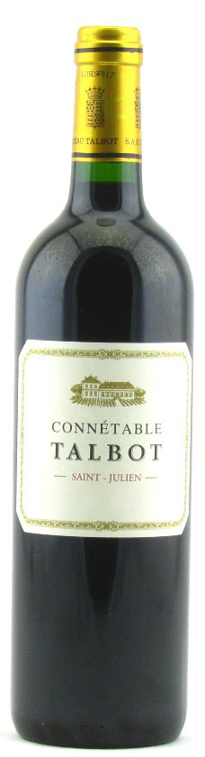 Connetable de Talbot 2013, 2nd wine of Chateau Talbot