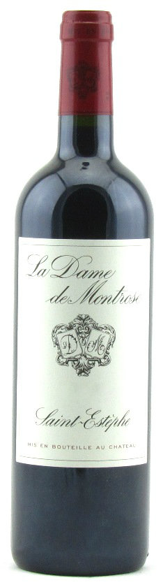 La Dame de Montrose 2009, 2nd Wine of Chateau Montrose
