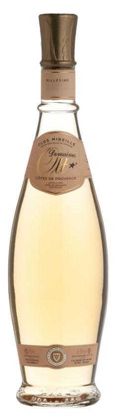 Côtes de Provence Rosé 'Clos Mireille' Coeur de Grain 2017, Domaines Ott