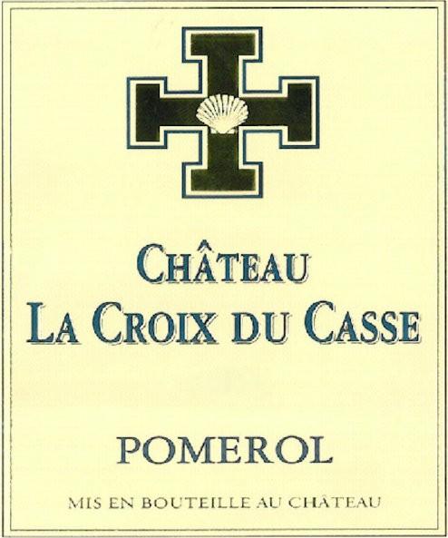 NEW RELEASE En Primeur Chateau La Croix du Casse 2016, Case of 12x75cl IB