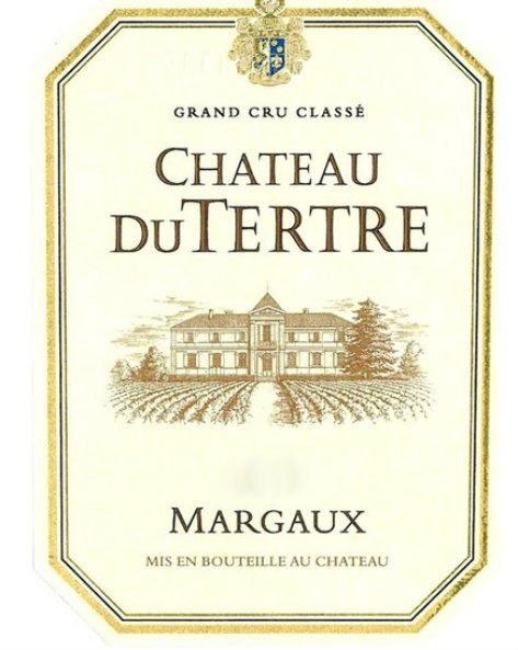 En Primeur Chateau du Tertre 2017, Case of 12x75cl IB