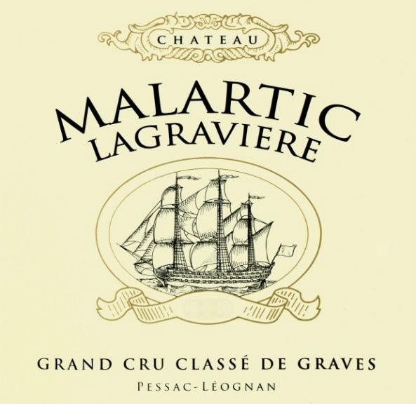 En Primeur Chateau Malartic Lagraviere 2017, Case of 12x75cl IB