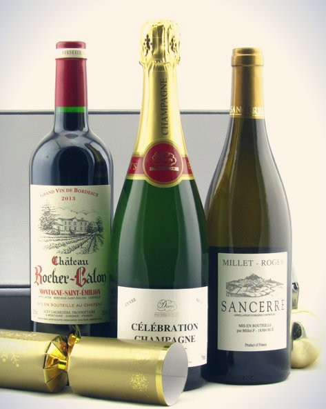 The French Trio Gift Box