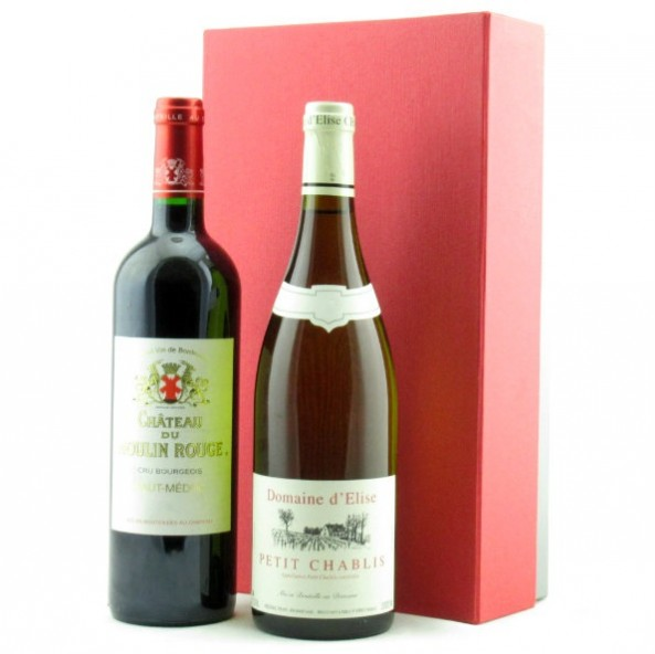The Classic French Duo Gift Box