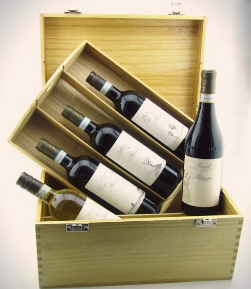 The Piedmont Case Gift Box