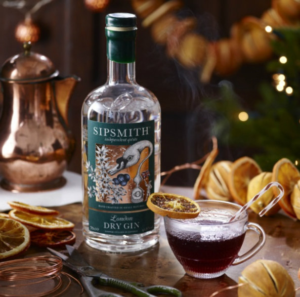 The Sipsmith Gift Box